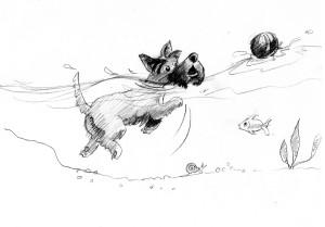 Illustration by Dayne Sislen