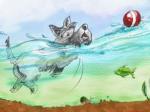 Dayne Sislen children's Book illustration