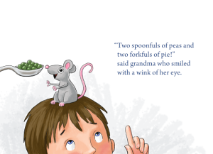 There's a Mouse on my Head! illus. by Dayne Sislen