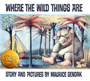 Image_Where the Wild Things Are_Sendak