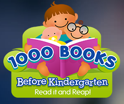 http://1000booksbeforekindergarten.org/
