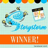 StoryStorm Winner 2017