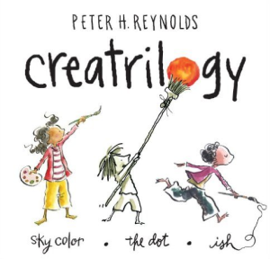 Picture book about creating
