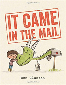 Picture book about imagination and creativity