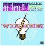 2020 Storystorm Winner